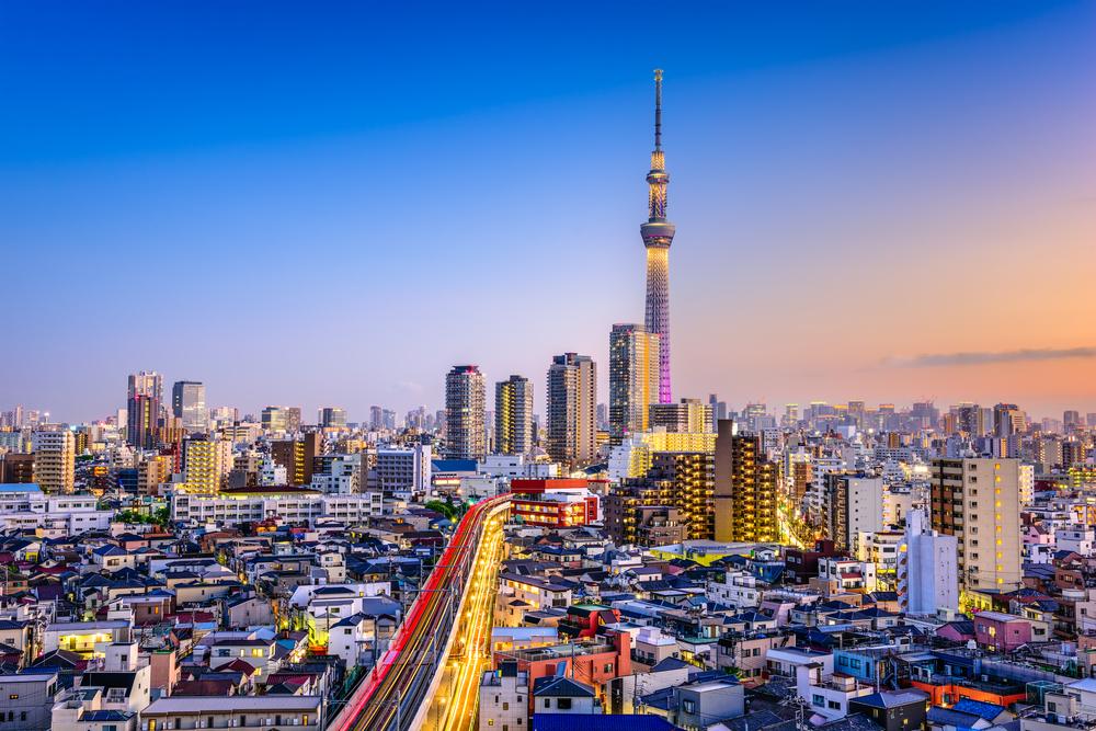 jeux olympiques de tokyo, ville de tokyo