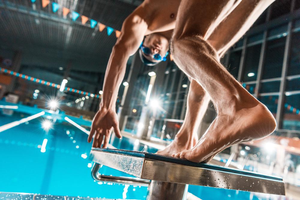 jeux olympiques de tokyo, natation
